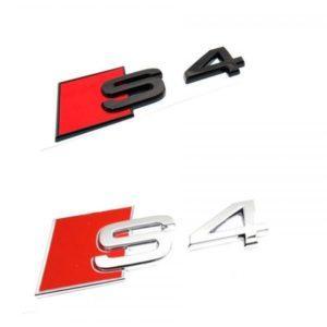 Audi s4 emblem