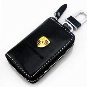 porsche nyckelväska