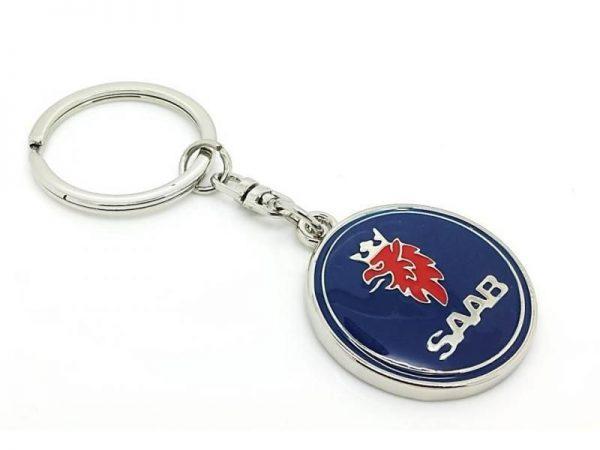 Saab nyckelring