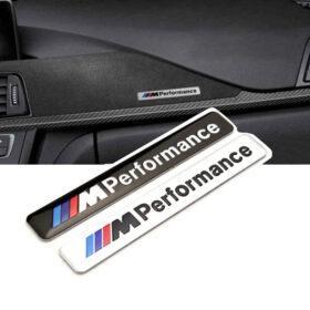 m performance interiör emblem