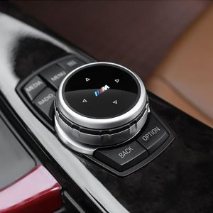 bmw idrive knapp