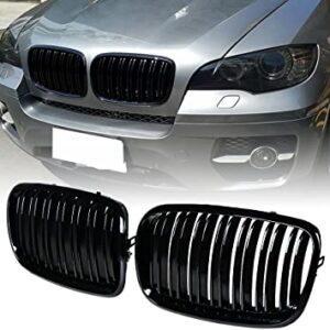 BMW G20 njurar grill dubbelribb med kamerahål